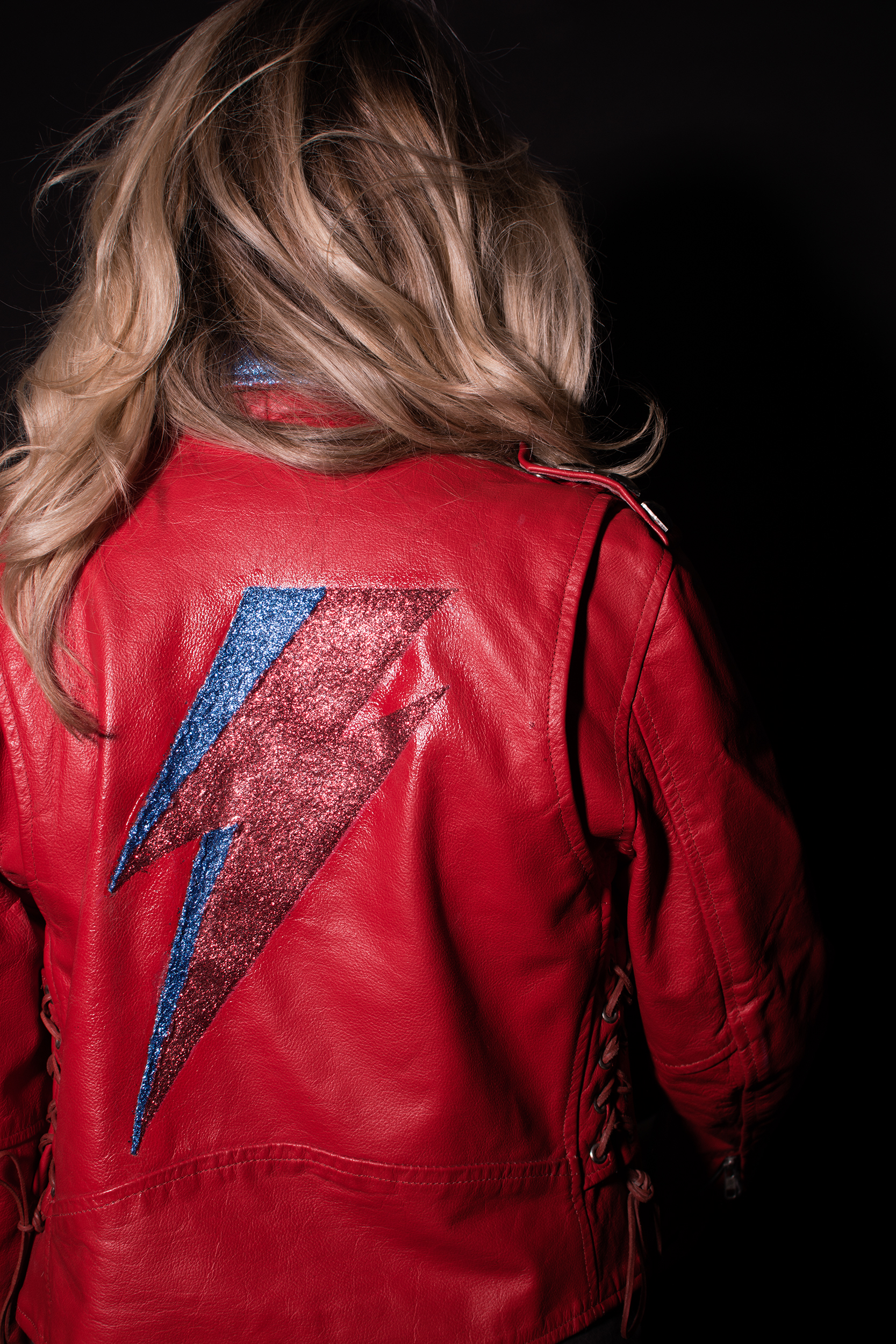 David Bowie Vintage Jacket