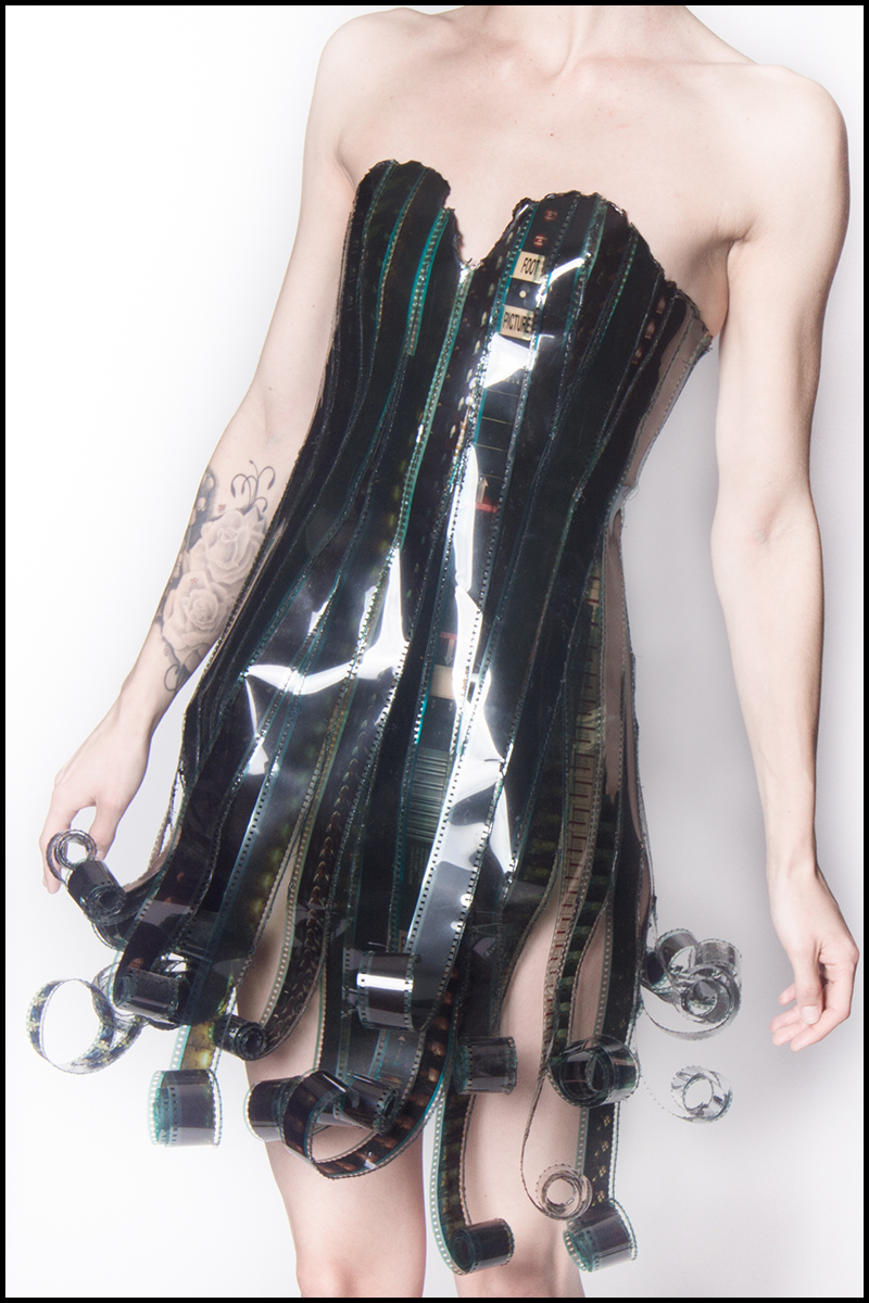 Film Strip Dress