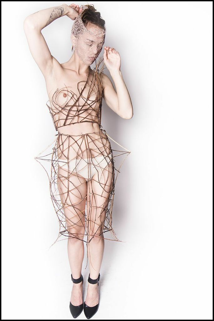 Tree Twig Dress