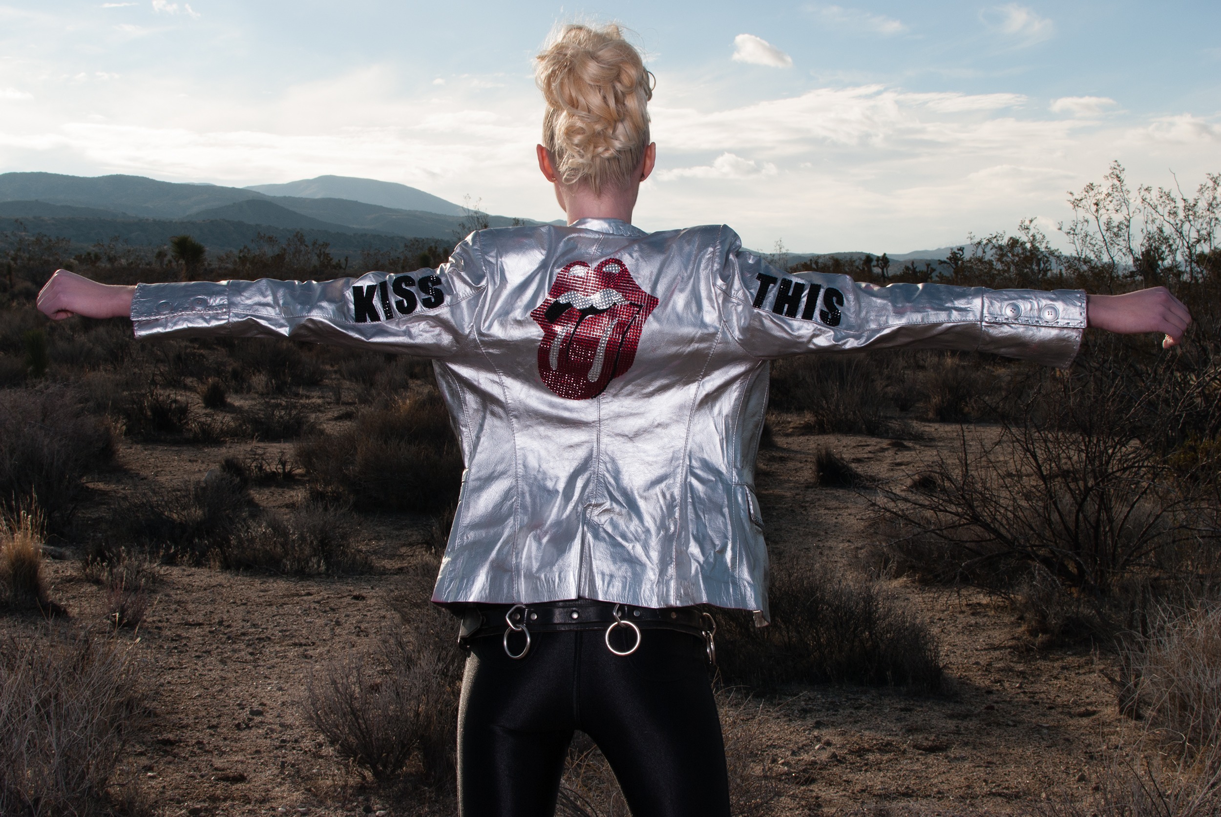 Kiss This Vintage Jacket