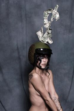 Money Helmet