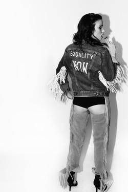 Equality Now Vintage Jacket