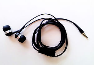 Black Earphones