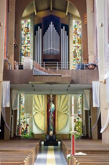 Saint Luke Lutheran Church Organ