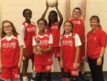 Saint Luke Academy Basketball Team