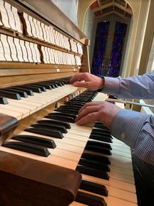 Saint Luke Lutheran Church Chicago Organ