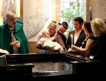 Saint Luke Lutheran Church Chicago Baptism