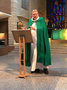 Saint Luke Lutheran Church Chicago Pastor Bouman