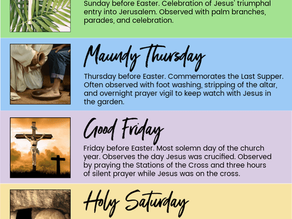 Your Guide to Holy Week and Easter Services in Lakeview-Chicago
