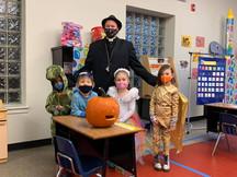 Saint Luke Lutheran Academy Halloween