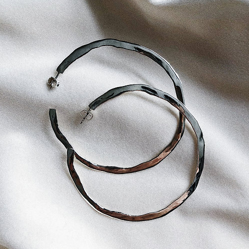 ROUND FLAT HOOPS