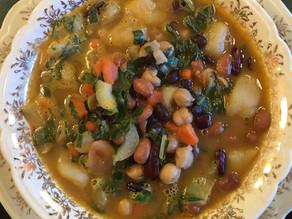 Healthy Vegetable Bean Soup