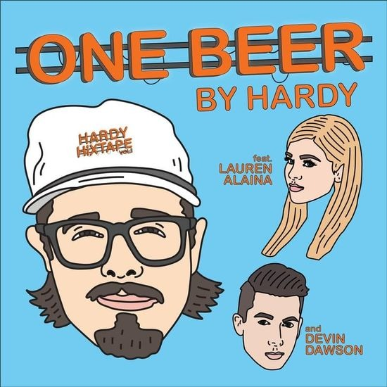 Hardy - One Beer
