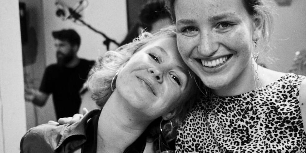 EVA&MARIE @DENIEUWEKHL