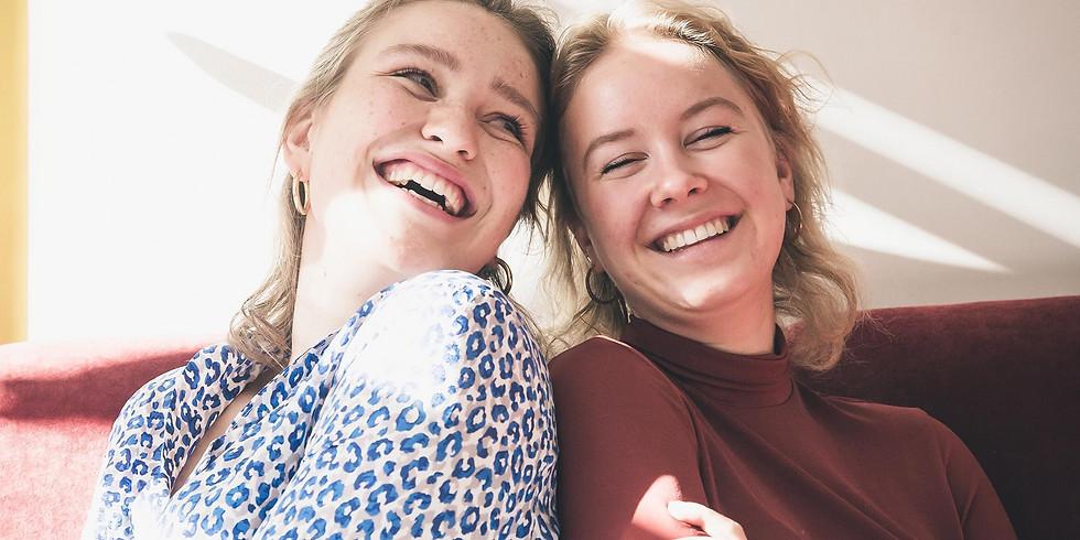EVA&MARIE at De Kunst10Daagse in Bergen!