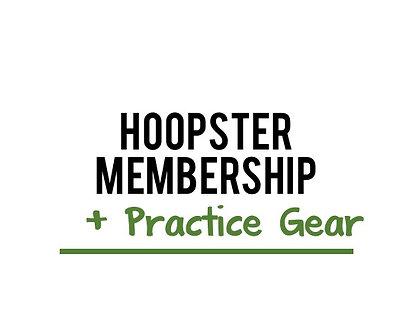 BVSW Hoopster Membership and Practice Gear