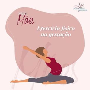 Exercício físico na gestação