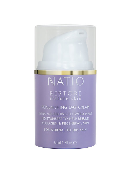 Natio Restore Replenishing Day Cream