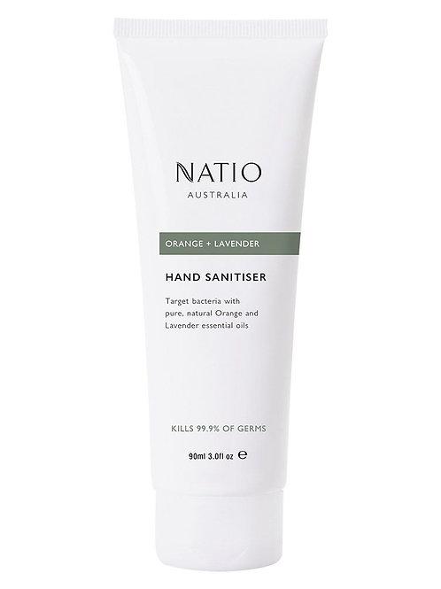 Natio Hand Sanitiser 90ml