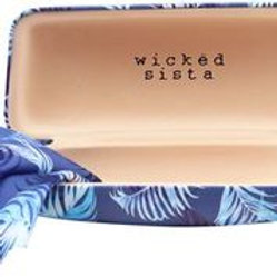 Wicked Sista Glasses Case