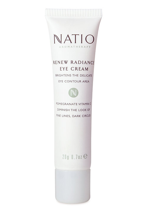 Natio Renew Radiance Eye Cream