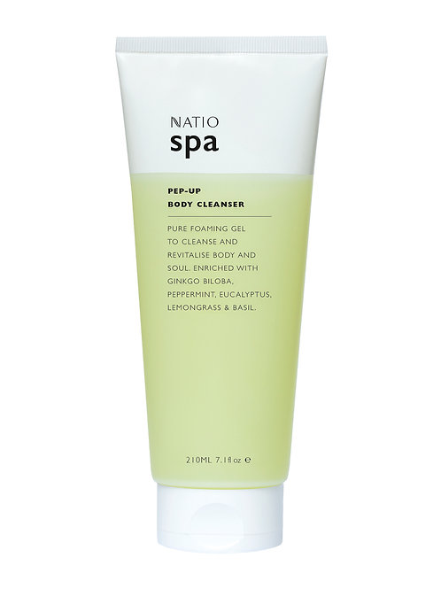 Natio Spa Pep-Up Body Cleanser
