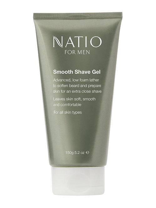 Natio For Men Smooth Shave Gel