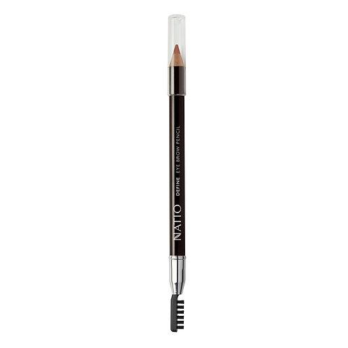 Natio Define Eyebrow Pencil - Light Brown