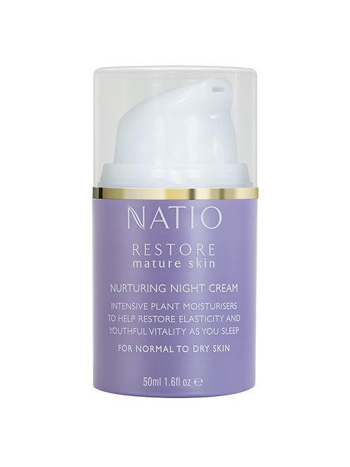 Natio Restore Nurturing Night Cream