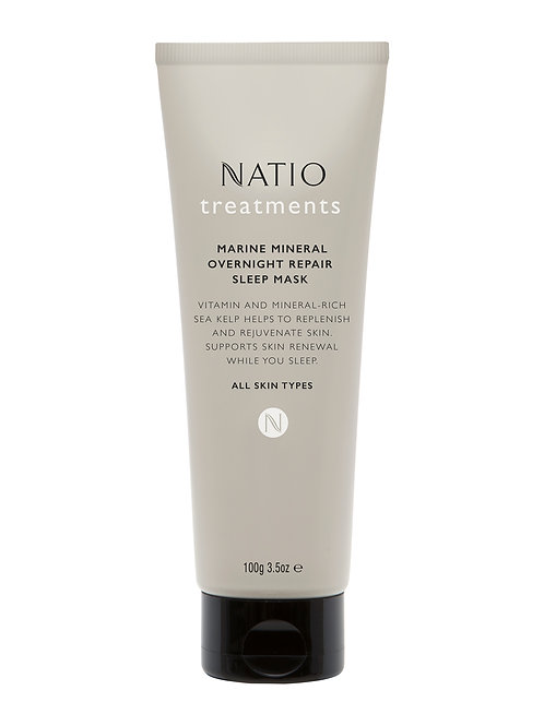 Natio Treatments Marine Mineral Overnight Repair Mask