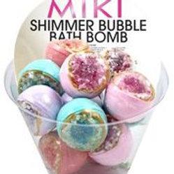 Miki Shimmer Bath Bomb
