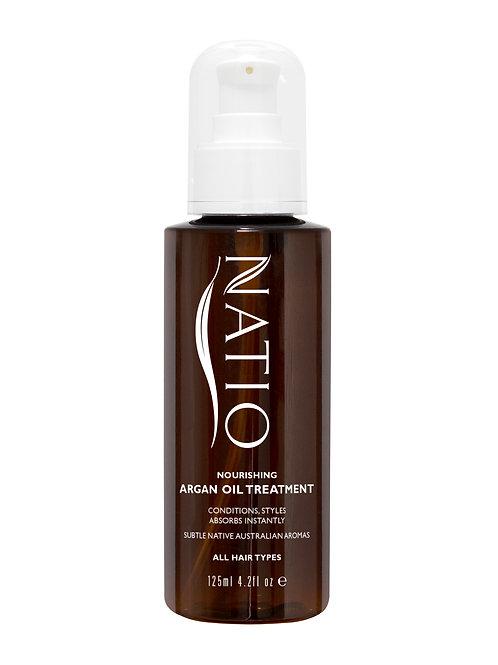 Natio Nourishing Argan Oil Treatment