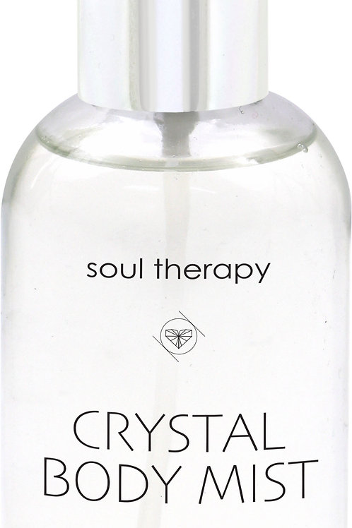 Soul Therapy Crystal Body Mist