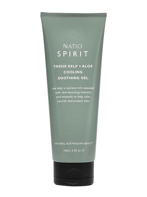 Natio Spirit Tassie Kelp and Aloe Cooling Soothing Gel