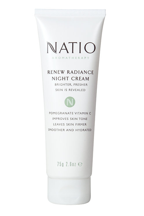 Natio Renew Radiance Night Cream
