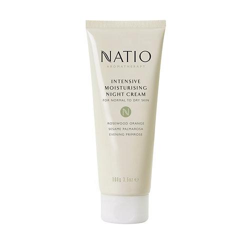 Natio Intensive Night Moisturising Cream
