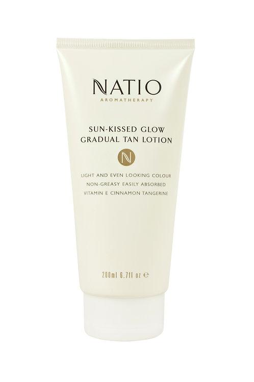 Natio Sun-Kissed Glow Gradual Tan Lotion