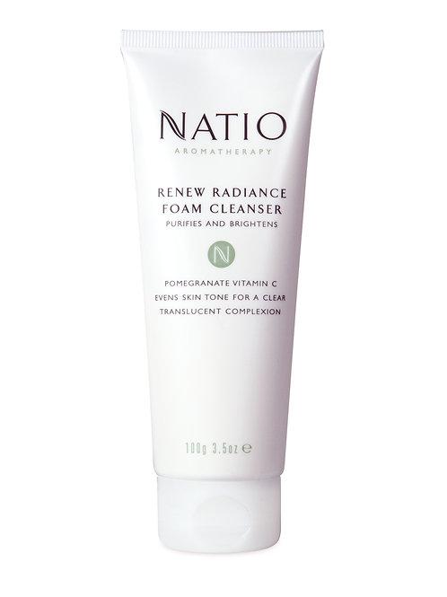 Natio Renew Radiance Foam Cleanser