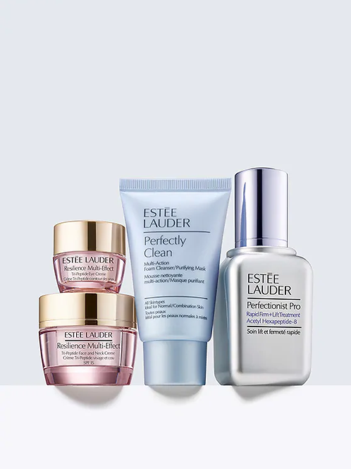 Estee Lauder Smooth+Glow Radiance Collection