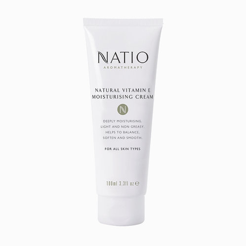 Natio Natural Vitamin E Moisturising Cream