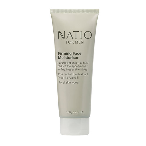 Natio For Men Firming Face Moisturiser