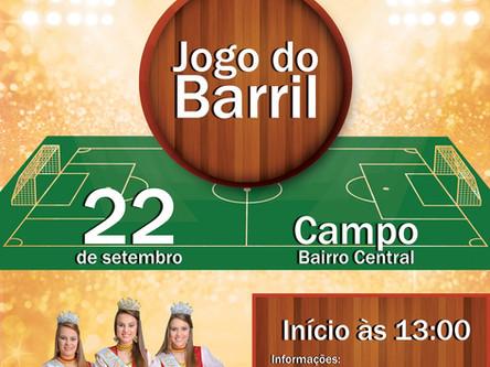 21ª Oktoberfest - Jogo do Barril