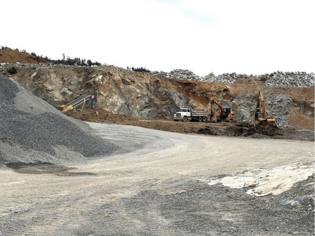 Vancouver Sun: Opportunity for quarries, threat to drinking water