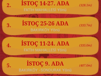 LIVE ISTANBUL BUS TRACKER