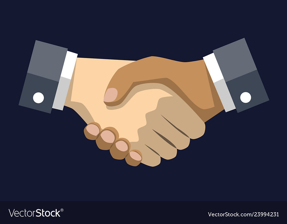 handshake-draw-on-blue-dark-background-b