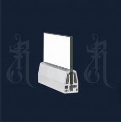 Aluminium Glass profile