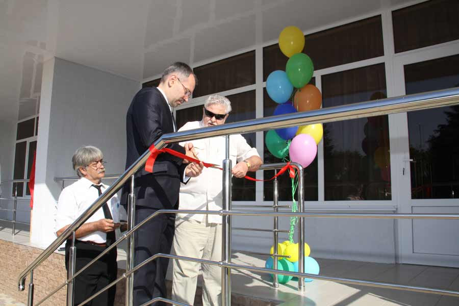 11 сентября 2015 г. на Черноморском побережье открытие музея космонавтики в пансионате Восток Туапсинского района Краснодарского края.