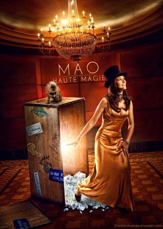 #1- «Mao La Magicienne »