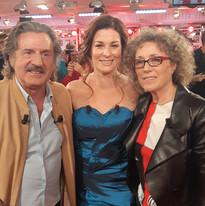 Mao & Daniel Auteuil et Mireille Dumas