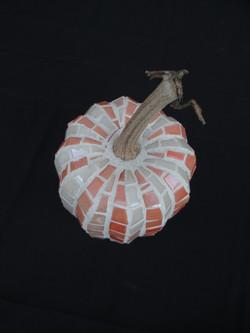 Striped iridescent Pmpkn